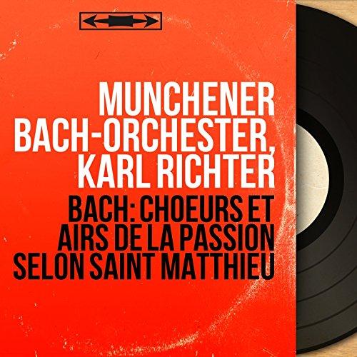 Matthäuspassion, Pt. 2, BWV 244: No. 39,