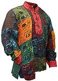 SHOPOHOLIC Fashion - Camisa de verano para hombre