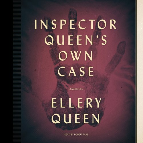 Inspector Queen's Own Case copertina