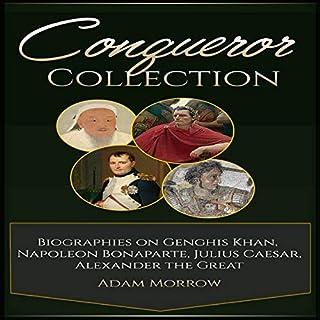 Conqueror Collection audiobook cover art