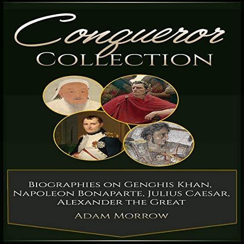 Couverture de Conqueror Collection