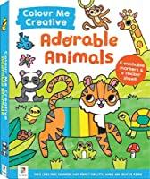 Colour Me Creative: Adorable Animals