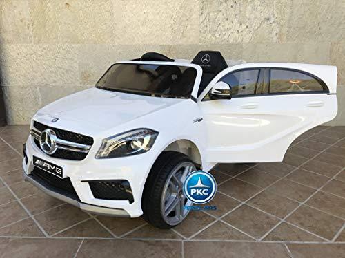Mercedes A45 12V 2.4G Blanco