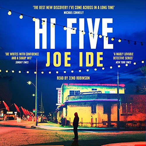 Hi Five audiobook cover art