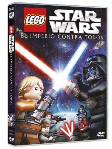Star Wars Lego: El Imperio Contra Todos [DVD]