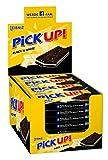 Leibniz PiCK UP! Black´n White 24 x 28 g-knackige weiße Schokolade, knuspriger dunkler Keks-lecker für zwischendurch-Schokoriegel für die ganze Familie-einzeln...