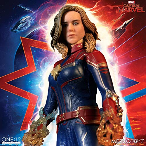 Captain Marvel Movie One:12 Collective Action Figure image