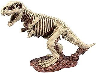 Design Toscano JQ6481 Bad to The Bone Jurassic T-Rex Raptor Dinosaur Statue