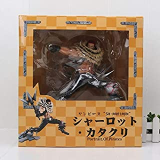 Big Size Anime Action Figure Charlotte Katakuri PVC Action Figure Collection Model Kids Toy Thing You Must Have Gift Ideas Childrens Favourites Superhero Party Favors Mini Unboxing