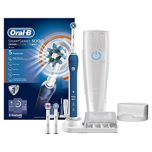Oral-B Smart Series 5000 par Braun Brosse à Dents Electrique
