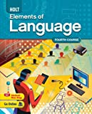Holt Elements of Language Homeschool Package Grade 10 (Fourth Course)