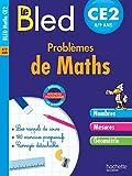 Cahier Bled - Problèmes De Maths Ce2