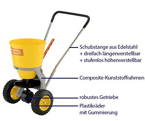 Cemo Streuwagen SW 20-light inkl. Abdeckung;;;;; - 2