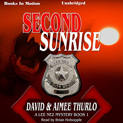 Second Sunrise audiobook cover art