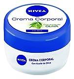 NIVEA Aceite de Oliva - Body cream 200 ml