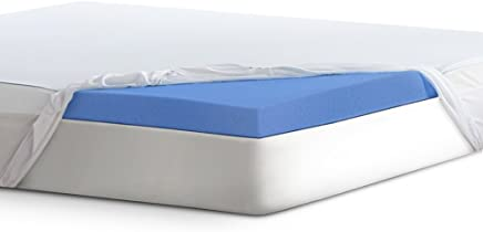 Serta 3 Lasting Dream Plus Gel-Infused Memory Foam Mattress Topper,  King
