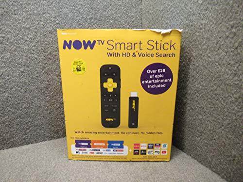 Now TV Smart Stick mit HD & Sprachsuche