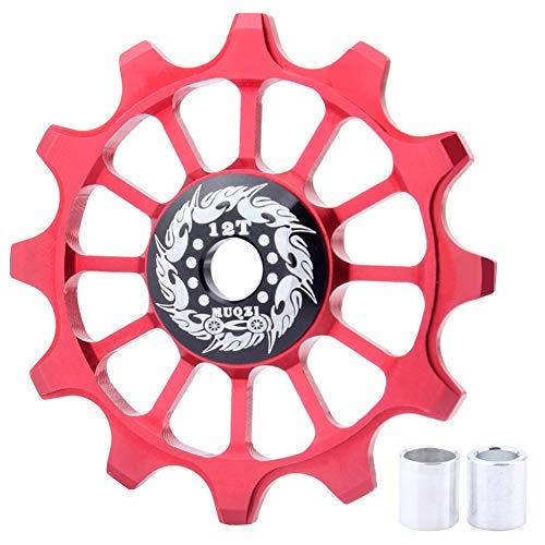Saipor 12T - Rueda de cerámica para bicicleta de montaña o de carreras