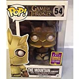 QToys Funko Pop! Game of Thrones #54 The Mountain (Armoured) Chibi...