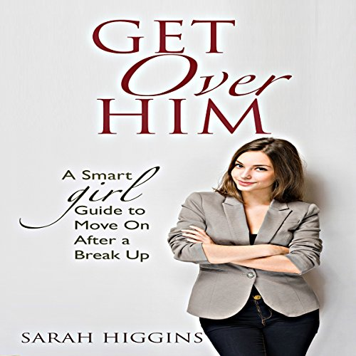 Get over Him audiobook cover art