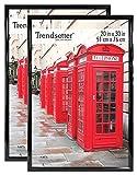 MCS 20 x 30 Inch Trendsetter Poster Frame, Black, 2-Pack, 20 x 30, 2 Count