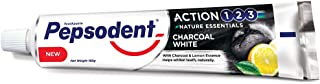 Pepsodent Charcoal White Toothpaste With Lemon Essence, 160 Gm '