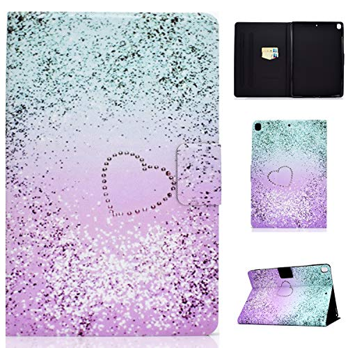 Tedtik Case for iPad Air 10.5' (3rd Gen) 2019 / iPad Pro 10.5' 2017 / iPad 10.2 Smart Case Cover - Ultra Slim Lightweight Stand Case with Stand Function - Sand