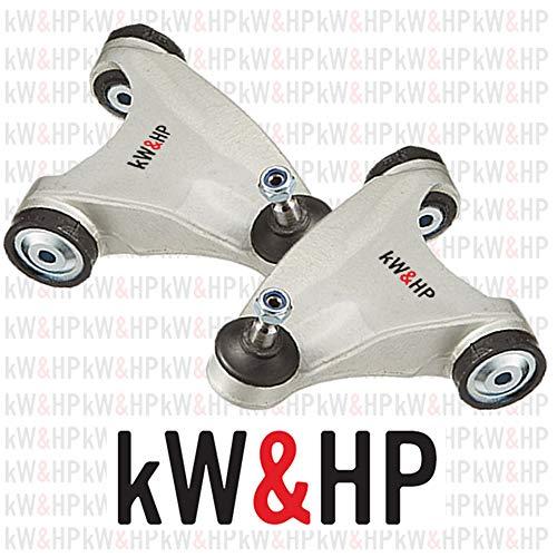 Coppia bracci oscillanti superiori, sospensione ruota Dx/Sx (KW139091)