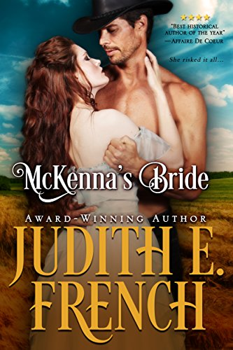 McKenna's Bride by Judith E. French ebook deal