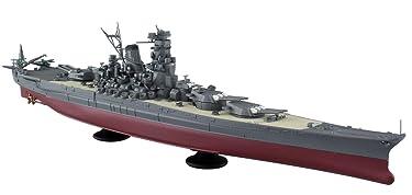 Аoshima Вunka Κyozai 1/700 ship ƒuruharu model battleship уamato Рlastic