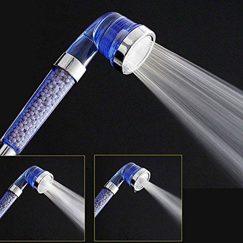 NIEUWE Chuveiro regenval handheld waterbesparende bad douchekop filter hoofd sproeier sproeier voor badkamer accessoires douchekop