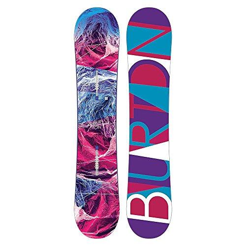 Burton Kinder Freestyle Snowboard Feelgood Smalls 140 Girls