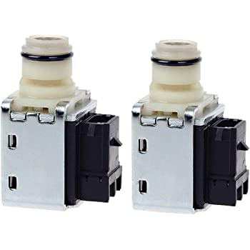 Amazon.com: 4L60E Transmission Shift Solenoid Valve Set for GM Chevrolet  Buick Transmission 1-2 2-3 A & B Shift Replace 24230298 OEM (2pcs) by  TOPEMAI: AutomotiveAmazon.com