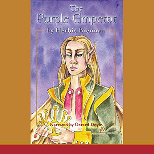 The Purple Emperor  audiobook cover art
