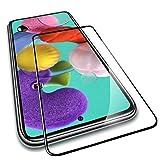 JumpStart Samsung Galaxy M31s Mobile Tempered Glass Screen Guard, Full HD Display Fit