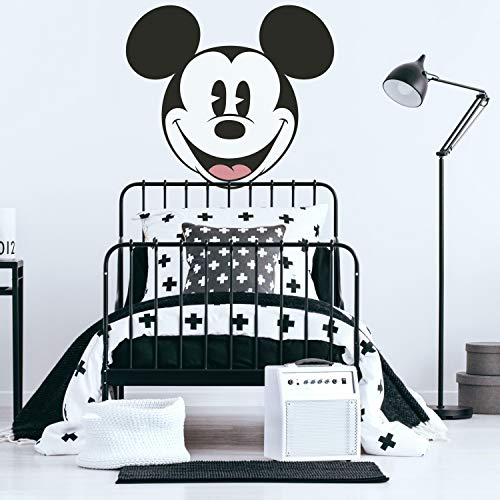 RoomMates Classic Mickey Head Extra Large Peel and Stick Wall Decal