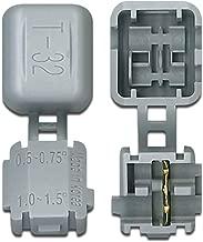 エレクトロタップ 配線コネクター e-分岐タップ T型 [TCL-T-32] 20個入