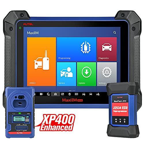 Autel MaxiIM IM608 with Enhanced XP400 Key...
