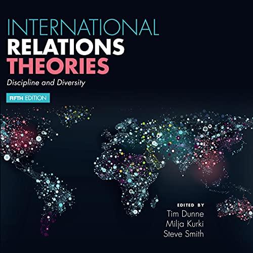 International Relations Theories cover art