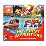 JumpStart 3D Virtual World - My First Adventure Age Rating:3-5