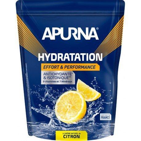 apurna – Getränk Hydratation Zitrone – doypcak von 1500 g