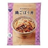 長期保存食 イザメシ IZAMESHI DON 素材をいかした鶏ごぼう丼×20個