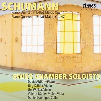 Schumann: Piano Quintet Op. 44 & Piano Quartet Op. 47