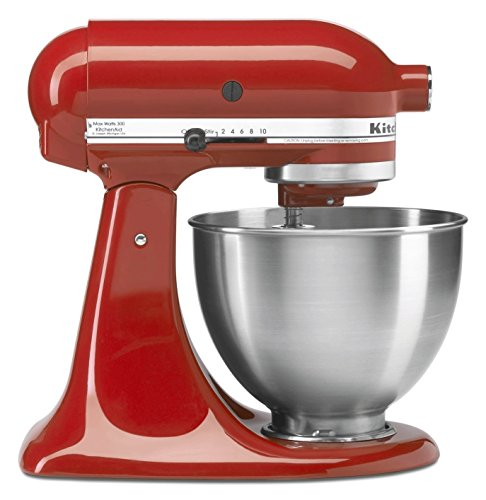 KitchenAid Ultra Power Soporte Mezclador, Rojo (Emp Red)