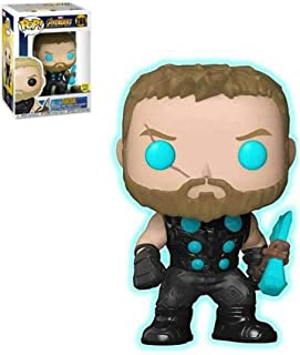 Funko POP Marvel Avengers Infinity War Thor Asia Exclusive Glows In The Dark