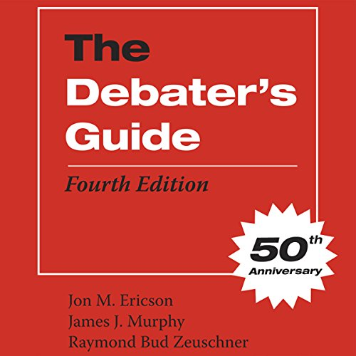 The Debater's Guide, Fourth Edition audiobook cover art