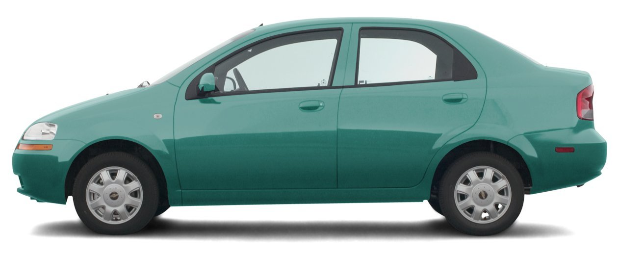 Amazon Com 2006 Chevrolet Aveo Ls Reviews Images And Specs