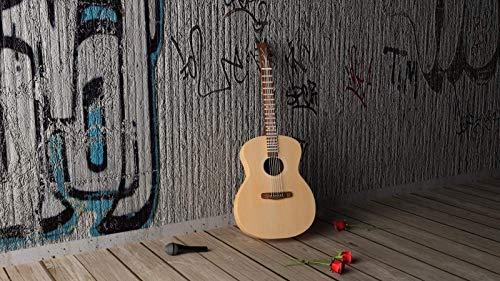 500 Piezas De Rompecabezas De Madera, Rompecabezas Educativos para Adultos Y Niños, Guitarras 52X38Cm
