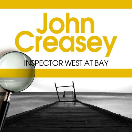 Inspector West at Bay cover art