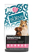 Burns Pet Nutrition Hypoallergenic Complete Dry Dog Food Adult and Senior Dog Sensitive with Duck an...